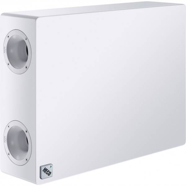 Subwoofer Heco Ambient 88F biely